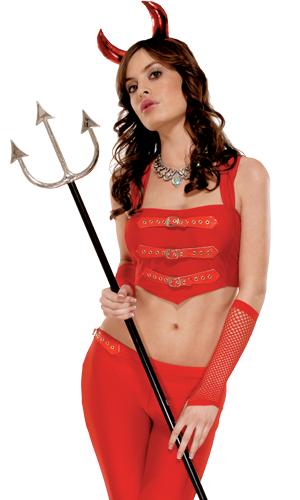 Devil's Advocate Costume