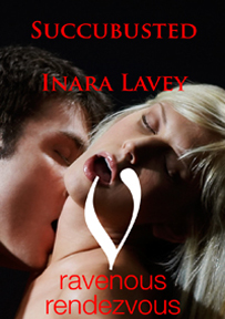 Succubusted by Inara Lavey