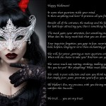 Halloween Mask by TeraS