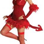 Devilette Pulp Costume