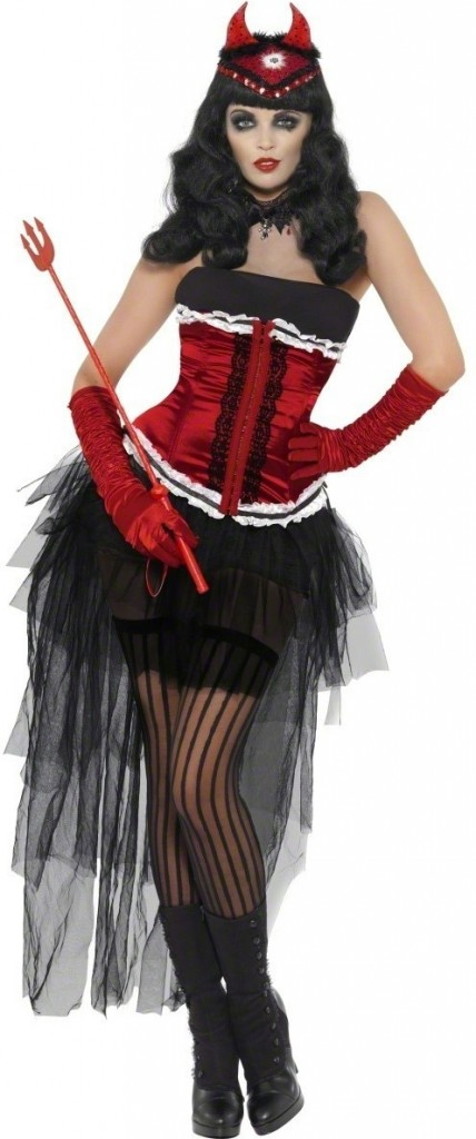 Diva Demonique De Vil Costume