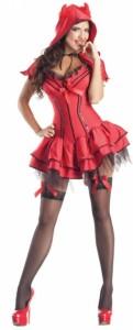 Devil Body Shaper Costume