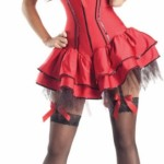 Devil Body Shaper Costume
