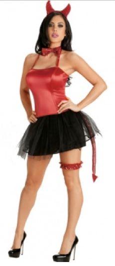 Classy Devil Costume