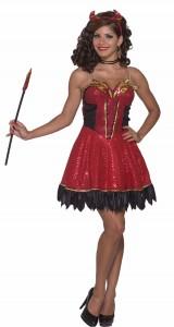 Sexy Devil's Delight Costume