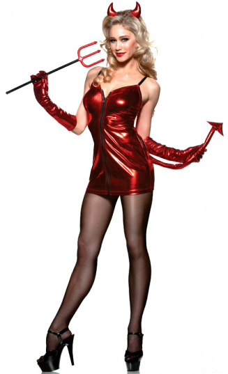 Sexy She Devil Costume