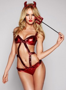 Victoria's Secret Sexy Little Things Costume