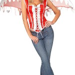 Adult Red Devil Costume