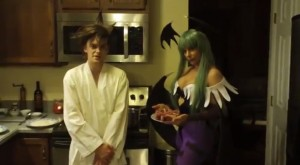 Cooking With Morrigan