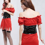 Hot & Sexy Adult Lady Devil Costume Halloween Outfit Dress Lingerie