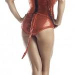 Hot Sexy Devil Women Costume