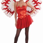 Devil Wings Costume