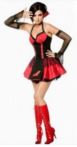 Woman's Demon Costume
