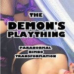 The Demon's Plaything by Alexi Remington