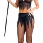 Black Devil Outfit
