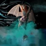 Succubus in Darkness by MediumOoO