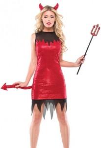 Devine Devil Costume