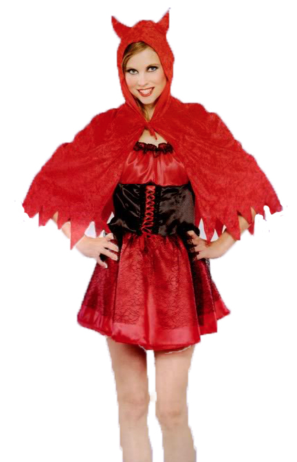 Midnight Devil Costume