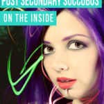 Post Secondary Succubus: On the Inside by Lacey Layton