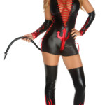 Dark Fantasy Devil Costume
