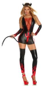 Dark Fantasy Devil Costume