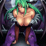 Morrigan by AndreParsa
