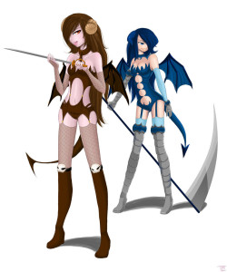 Succubi by cold-angle