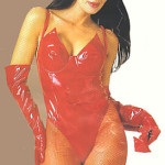 Red Devil Bodysuit Costume
