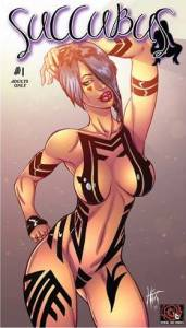 Succubus: Issue #1 by Rob Hicks