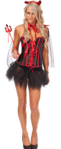 Fancy Dress Costume Devil