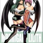 Morrigan and Lilith Aensland