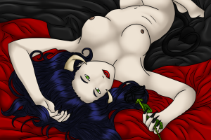The succubus queen : Lilith by irajiack