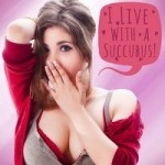 Futa Secrets: I Live with a Succubus! by Ros Allaway