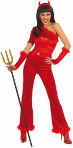 Devil Woman Carnival Costume