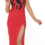 Sexy Devil Flame Dress