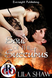 Soul of the Succubus by Lila Shaw