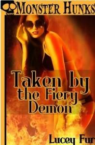 Taken by the Fiery Demon by Lucey Fur