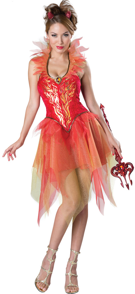 Devilish Desire Costume