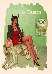 09 - Demon by W-Orks