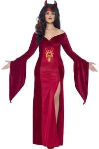 Curves Devil Costume
