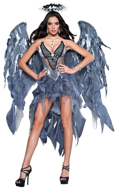 Desire Dark Angel Costume