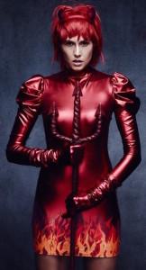 Fever Devil Costume