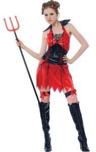 Hellfire Devil Halloween Costume