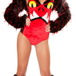 Sexy Devil Halloween Costume