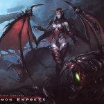 Monster : Demon Empress by reaper78