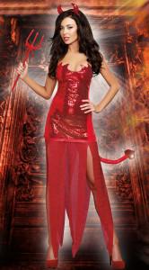 My Evil Twin Devil Costume