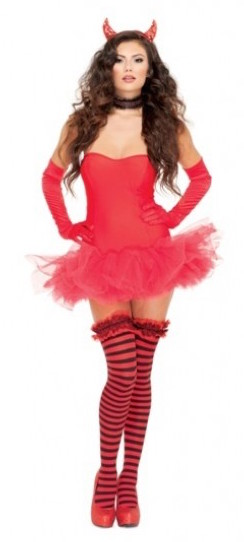 Devilish Delight Costume