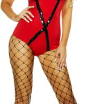 Devilish Diva Devil Costume