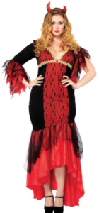 Diva Devil Costume