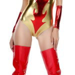 Fierce Flame Sexy Devil Costume